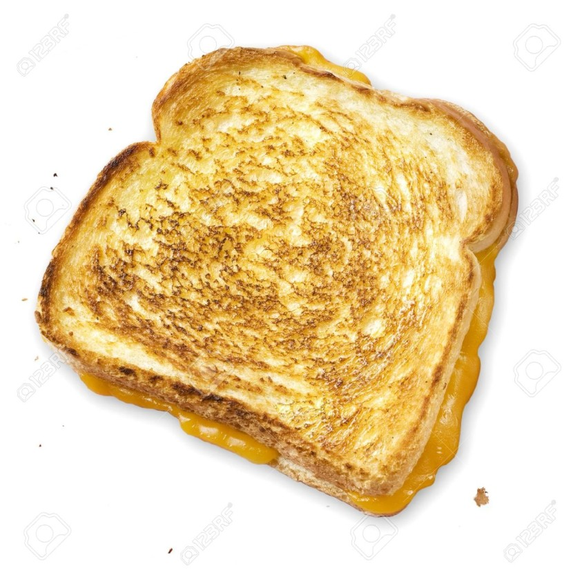 Grilled Cheese clipart #11