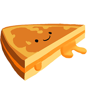Grilled Cheese clipart #10