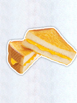 Grilled Cheese clipart #14