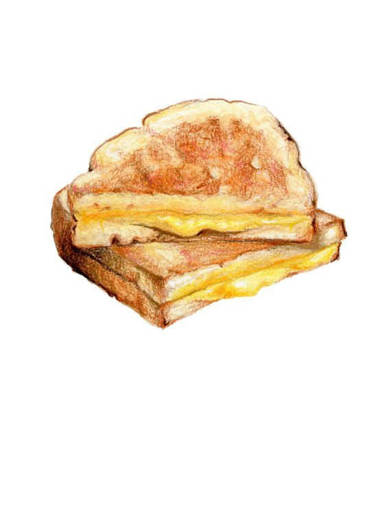 Sandwich clipart lot food Grilled white  and clip