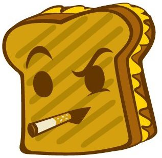 Grilled Cheese clipart cartoon Clipart Grilled Cheese Grilled related