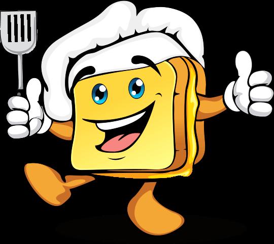 Grilled Cheese clipart cartoon Art clip art truck clip