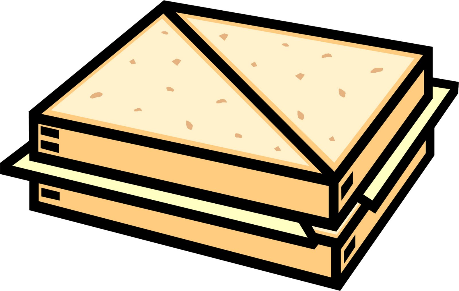 Sandwich clipart tuna sandwich Sandwich Clip clipart Free Cliparts