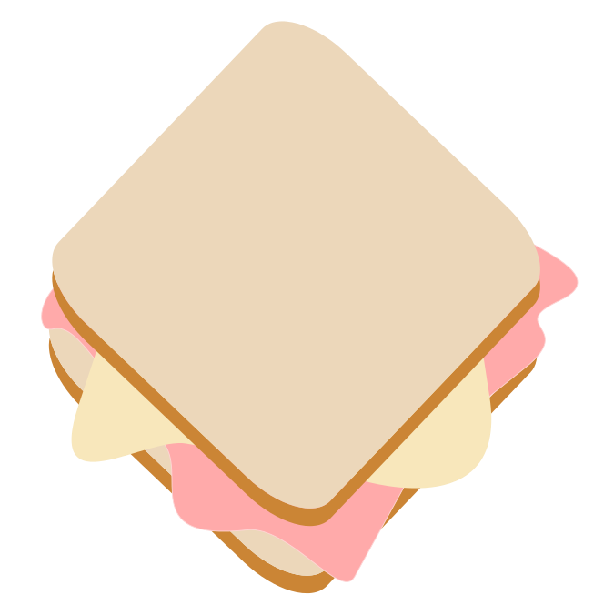 Ham clipart sandwhich Cheese Art Art Free Sandwich