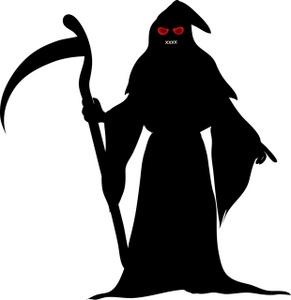 Grim Reaper clipart Art reaper #24150 clip clip