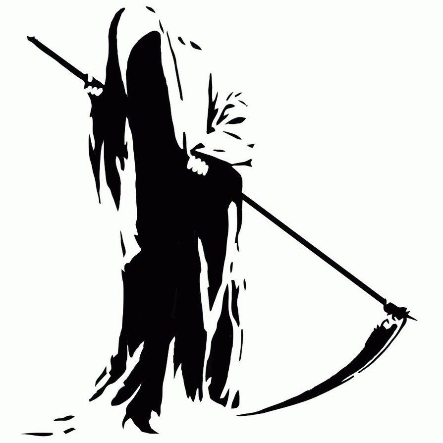Grim Reaper clipart Art reaper #24152 clip clip