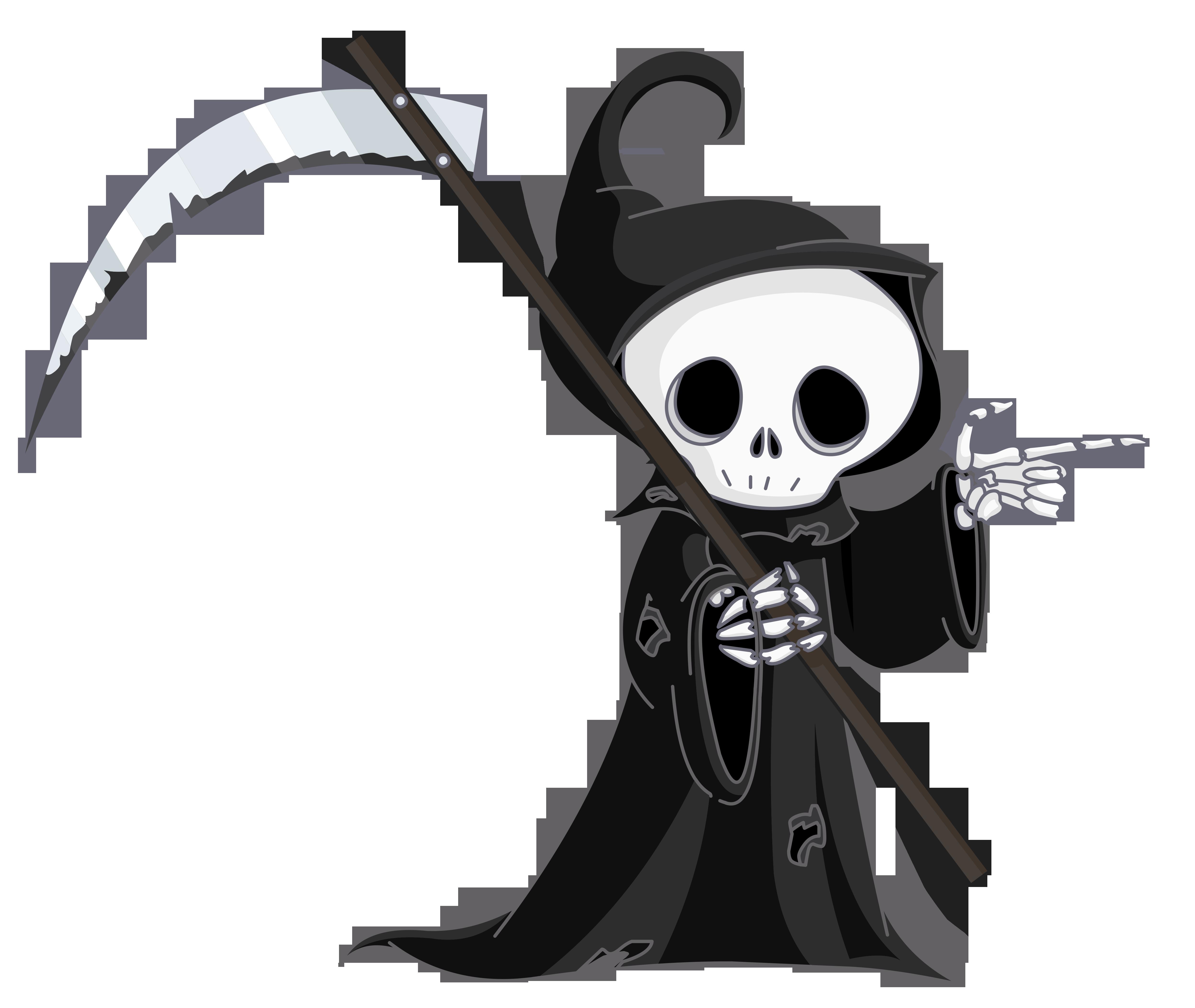 Reaper clipart Reaper Grim clipart clipart Grim