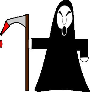 Reaper clipart farm Grim Reaper Grim Reaper Art