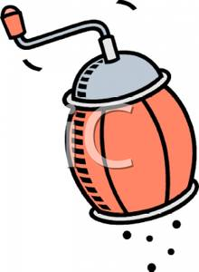 Grinder clipart Pepper Image: Pepper Clipart A