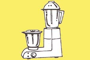 Grinder clipart mixer grinder #4