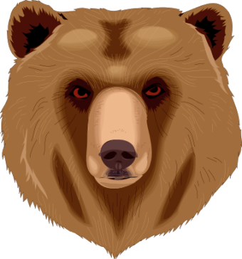 Grizzly Bear clipart growl Art bear you art bear