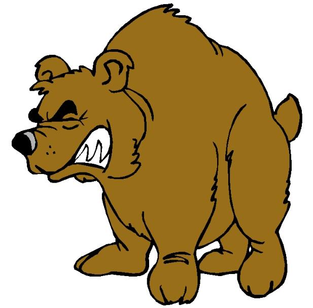 Larger clipart grizzly bear Art silvertip pics bear clipartwiz