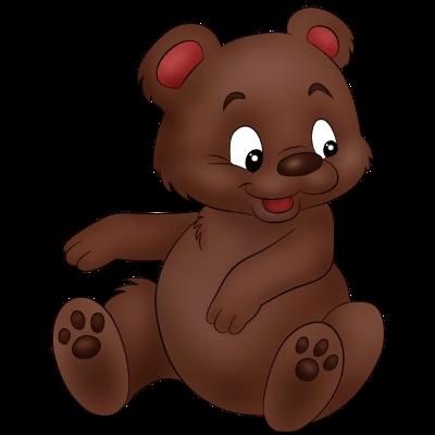 Brown Bear clipart baby bear Grizzly Grizzly cartoon Cartoon photo#23