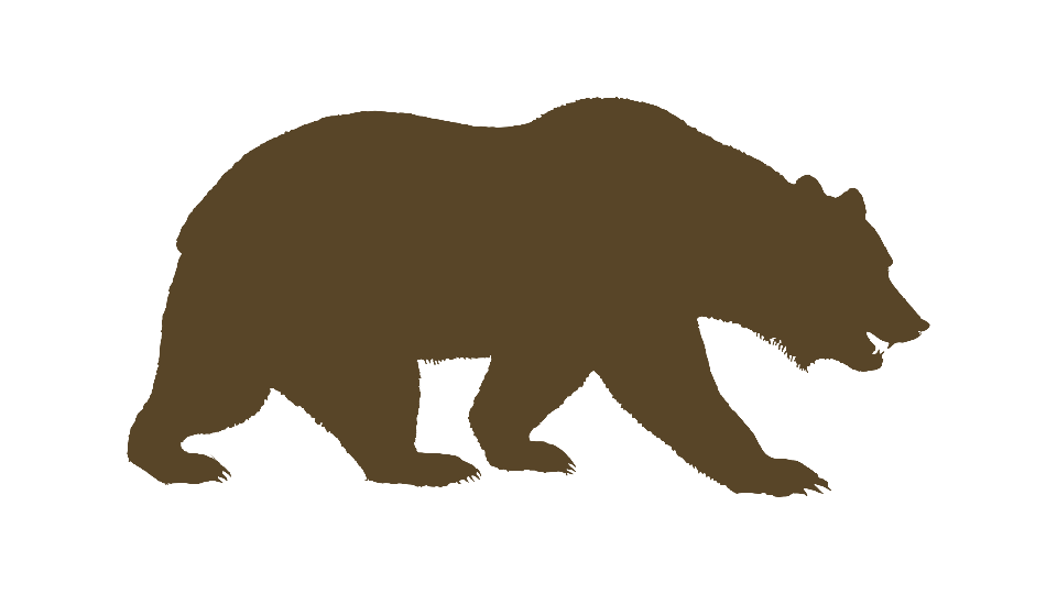 Grizzly Bear clipart california bear Pines Grizzly  Campground