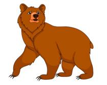 Grizzly Bear clipart cartoon Clip art clipart Size: bear