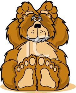 Grizzly Bear clipart cartoon Grizzly Bear Free Bear a