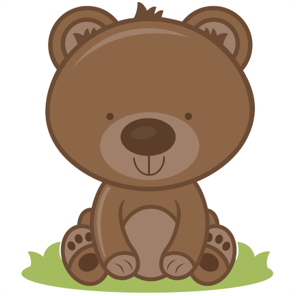 Bear clipart real baby Drawings #15 Brown svg Download
