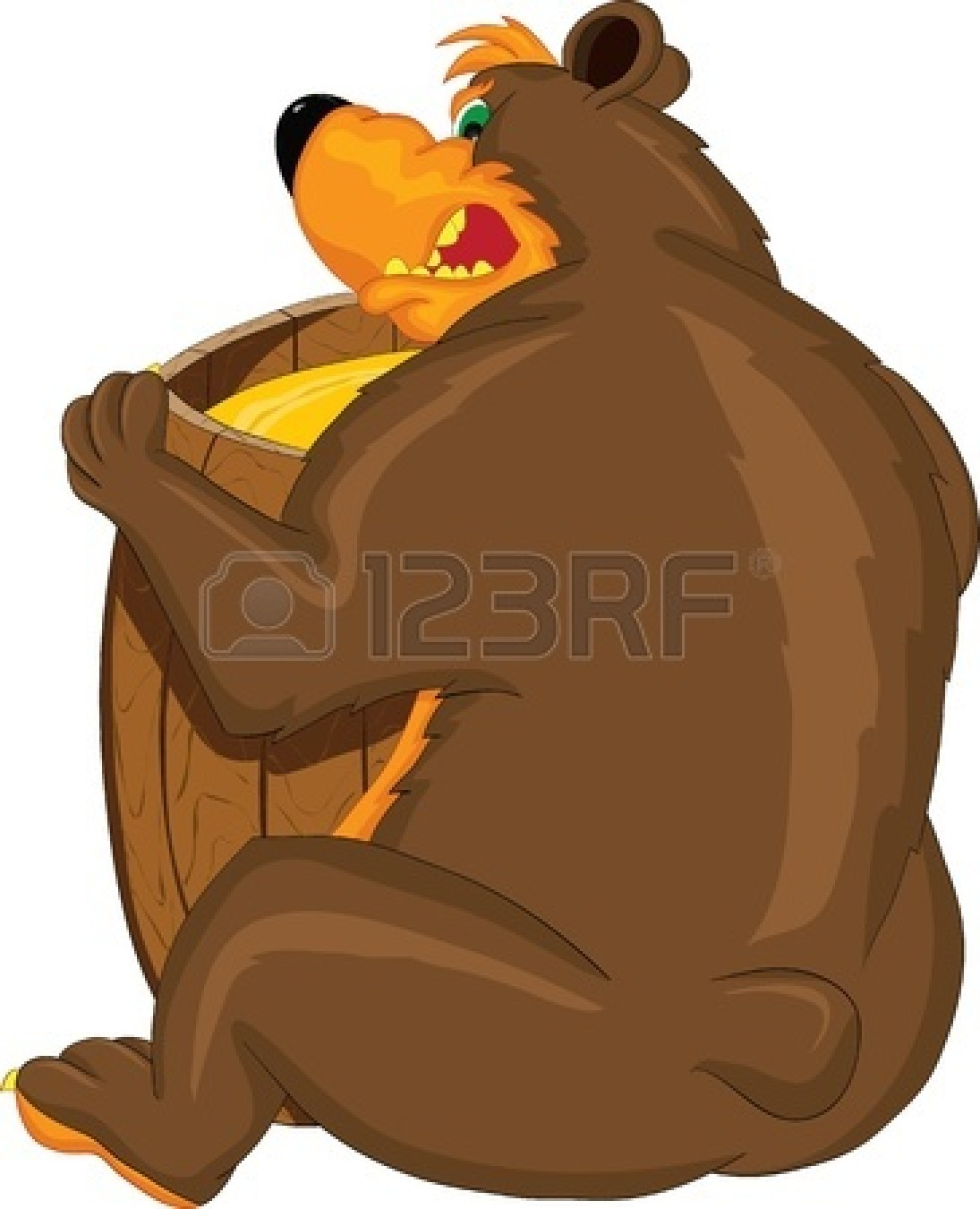 Grizzly Bear clipart growl Free Images Bear Clipart Panda