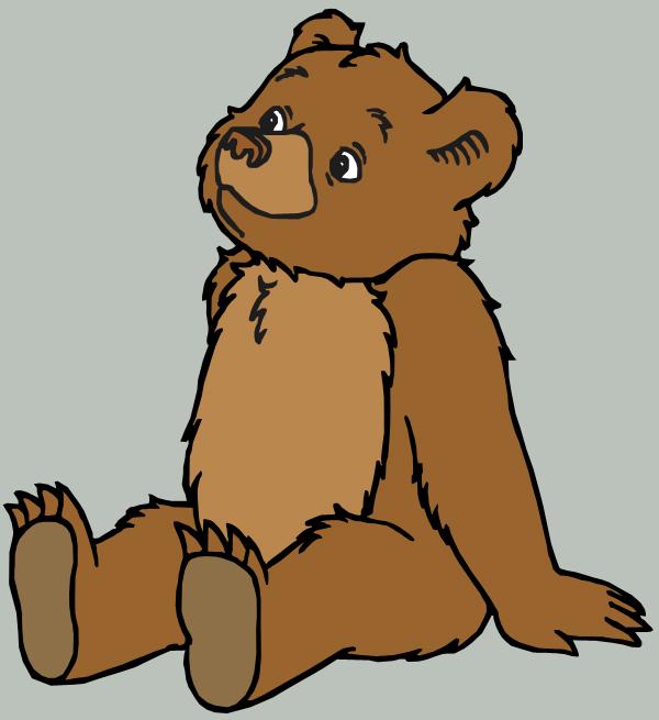 Photoshop clipart little bear Little littlebear Bear by 22