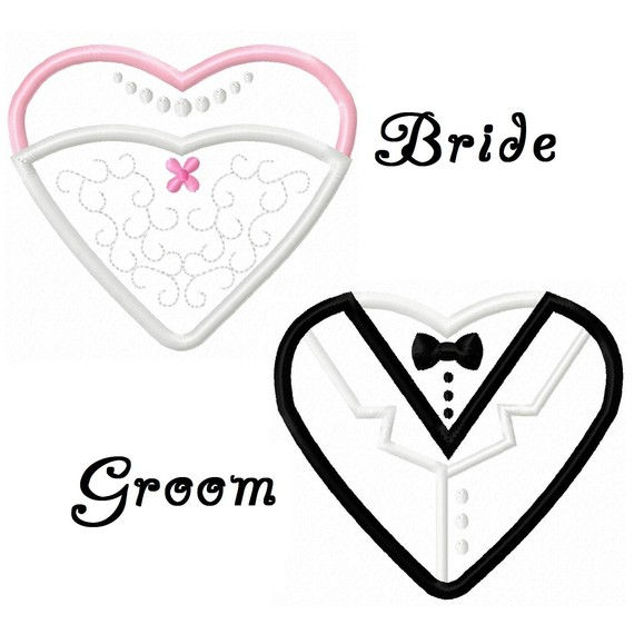Groom clipart groom tux And Tuxedo Groom Design Embroidery