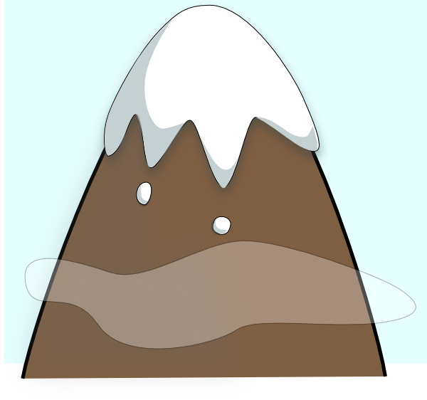 Geography clipart high mountain Mountains 72 2 pictures cliparts