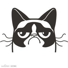 Grumpy Cat clipart Download Clipart Cat Cat Grumpy