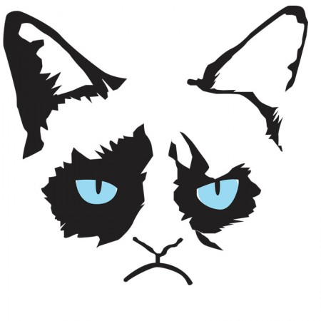 Grumpy Cat clipart Grumpy Cat Gallery For &