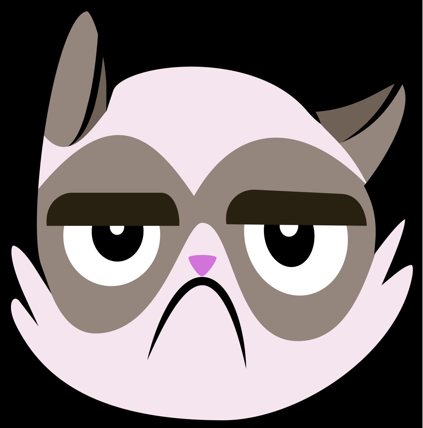 Grumpy Cat clipart Clip Yes Art Grumpy Cat
