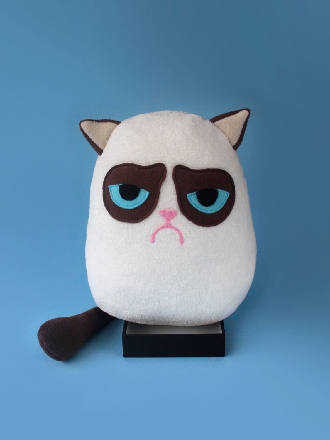 Grumpy Cat clipart angry Plush toy plush CAT toy