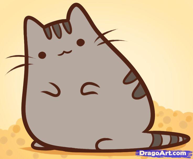 Grumpy Cat clipart dragoart Draw on to How Darko