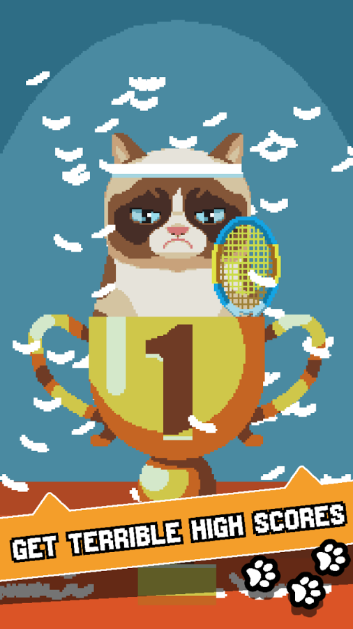 Grumpy Cat clipart impressed #4