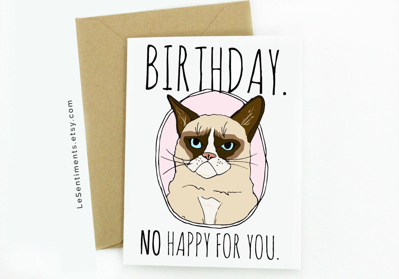 Grumpy Cat clipart not #2