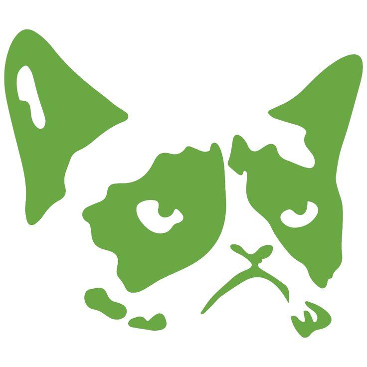 Grumpy Cat clipart not #11