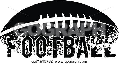 Grundge clipart oil field A Football and Clipart the