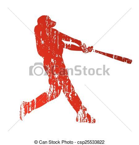 Grundge clipart baseball #12