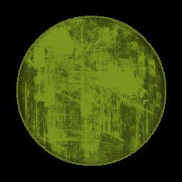 Grundge clipart circle Symbols Green » Grunge Icons