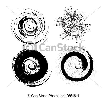 Grundge clipart circle Type Grunge Grunge brushes