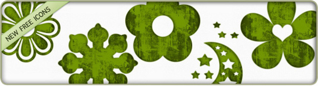 Grundge clipart green Clipart Natural Grunge Icons Wonders