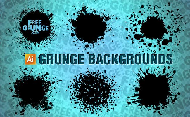 Grundge clipart grung Grunge Vector Backgrounds