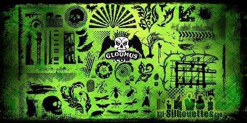 Grundge clipart grunge vector  Clip Free Grunge Art