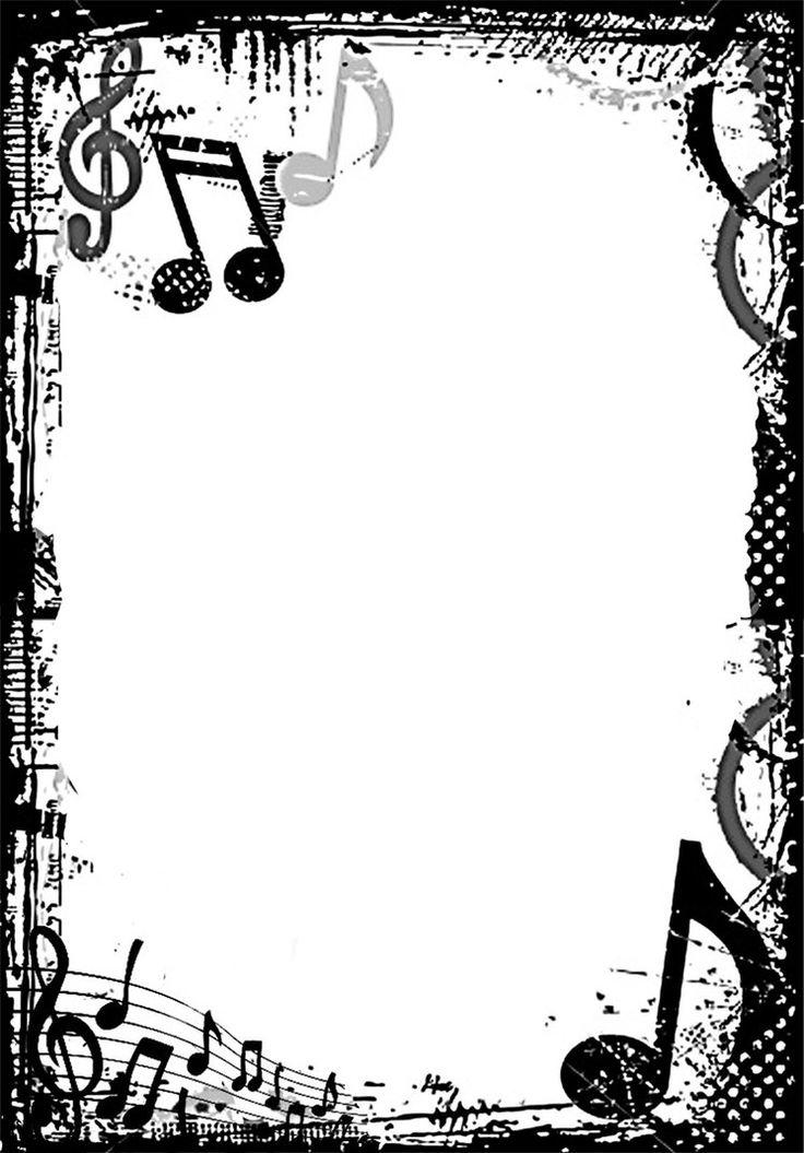 Grundge clipart musica By x Borders Grunge Art