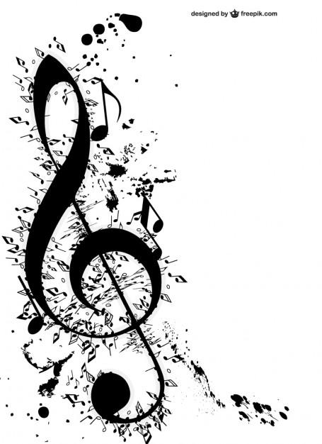 Grundge clipart musica Com Buscar @deviantART imagenes de