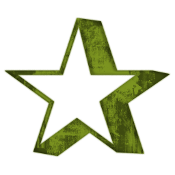 Grundge clipart star » Tags 21 star