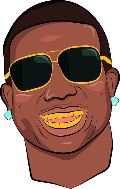 Gucci clipart Gucci Mane Clipart — Mane Rocky Mane A$AP