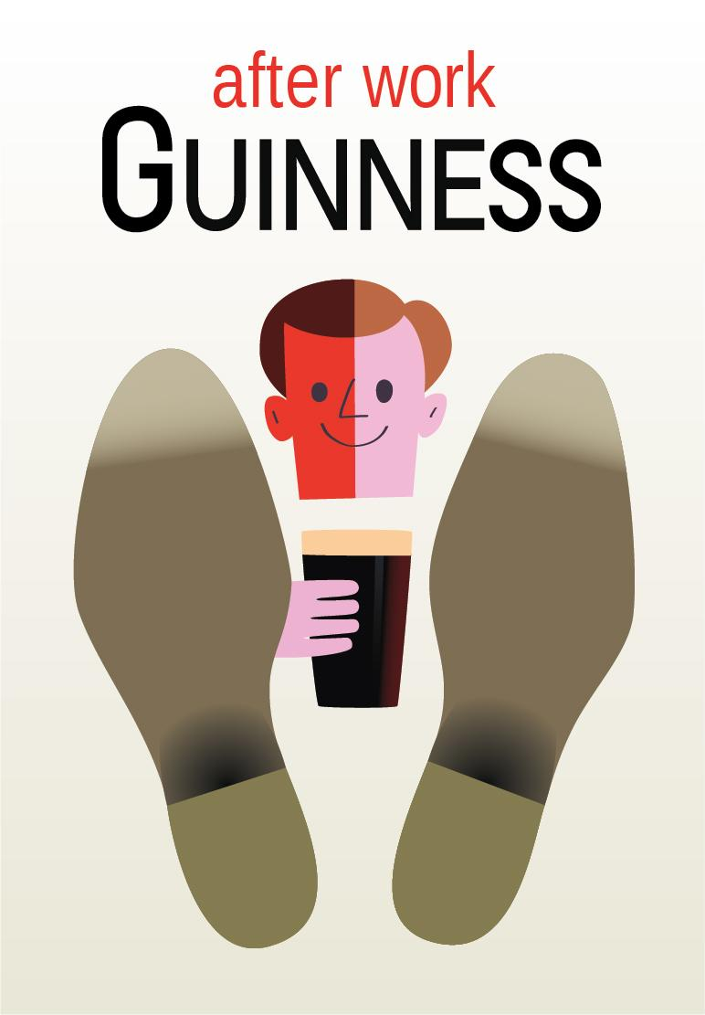 Guinness clipart animated Most Skillshare finishing admit to