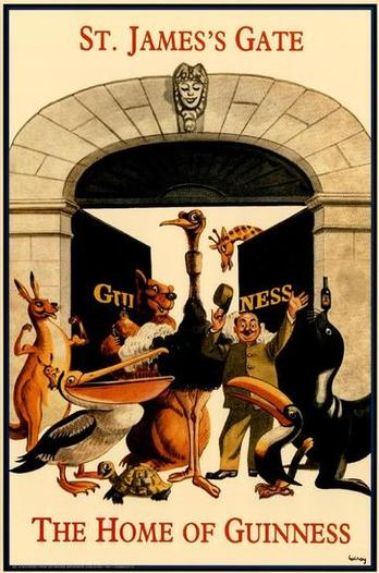 Guinness clipart dublin Been there Art! A Vintage