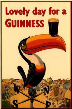 Guinness clipart dublin Ad  prints Antique Guinness
