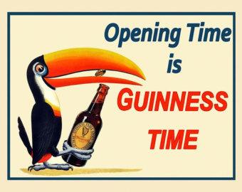 Guinness clipart irish Bird Toucan Poster Beer Guinness