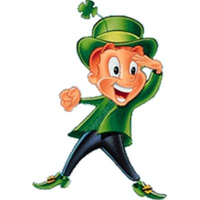 Guinness clipart leprechaun Ads Leprechaun Childhood Leprechaun and