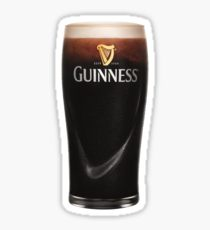 Guinness clipart pint guinness Sticker Guinness Guinness: Stickers Redbubble